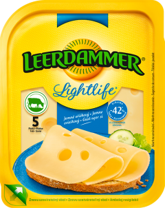 Leerdammer® Lightlife (5 szelet)