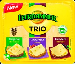 Leerdammer® Trio (6 szelet)